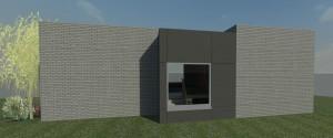 Construction d'une maison unifamililae à Hyon
